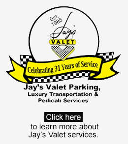 JAY'S VALET SERVICES
